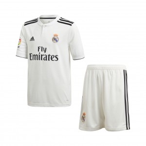Komplet adidas Junior Real Madryt Home CG0553