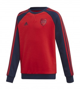 Bluza adidas Junior Arsenal Londyn EH5620