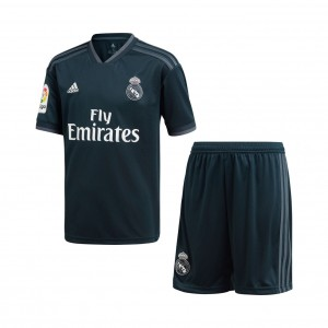 Komplet adidas Junior Real Madryt Away CG0569