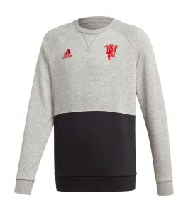 Bluza adidas Junior Manchester United DX9075