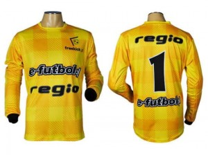 Komplet Junior Bramkarski Freestyle